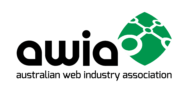 We are now a member of the Australian Web Industry Association